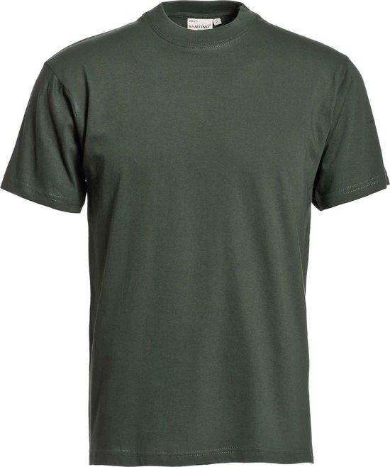 Santino T-shirt Jolly Donker Groen Maat 2xl