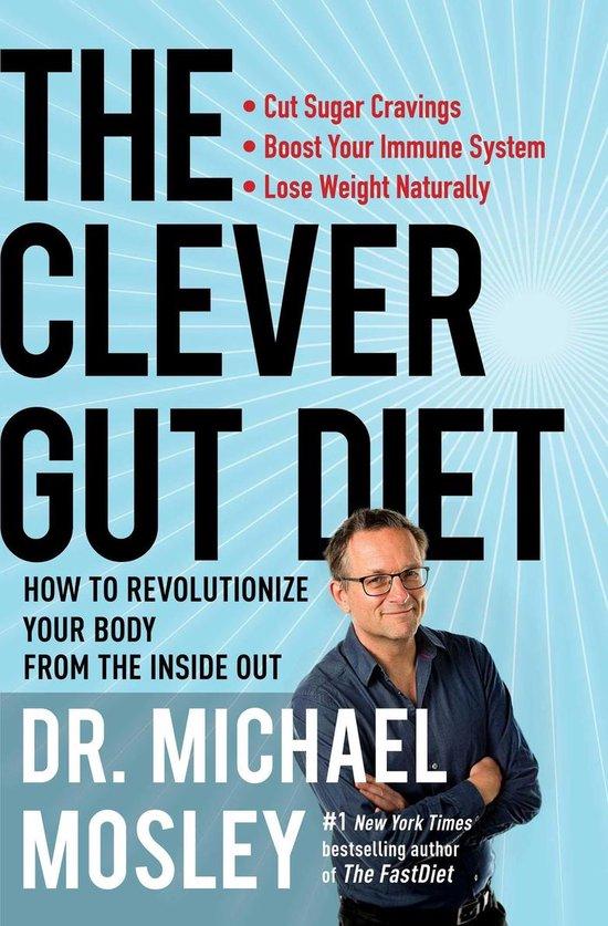 Boek cover The Clever Gut Diet van Joy Skipper (Onbekend)