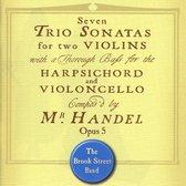 Handel Trio Sonatas Op. 5