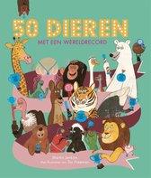 50 dieren met een wereldrecord