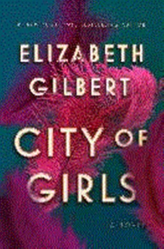 Omslag van City of Girls