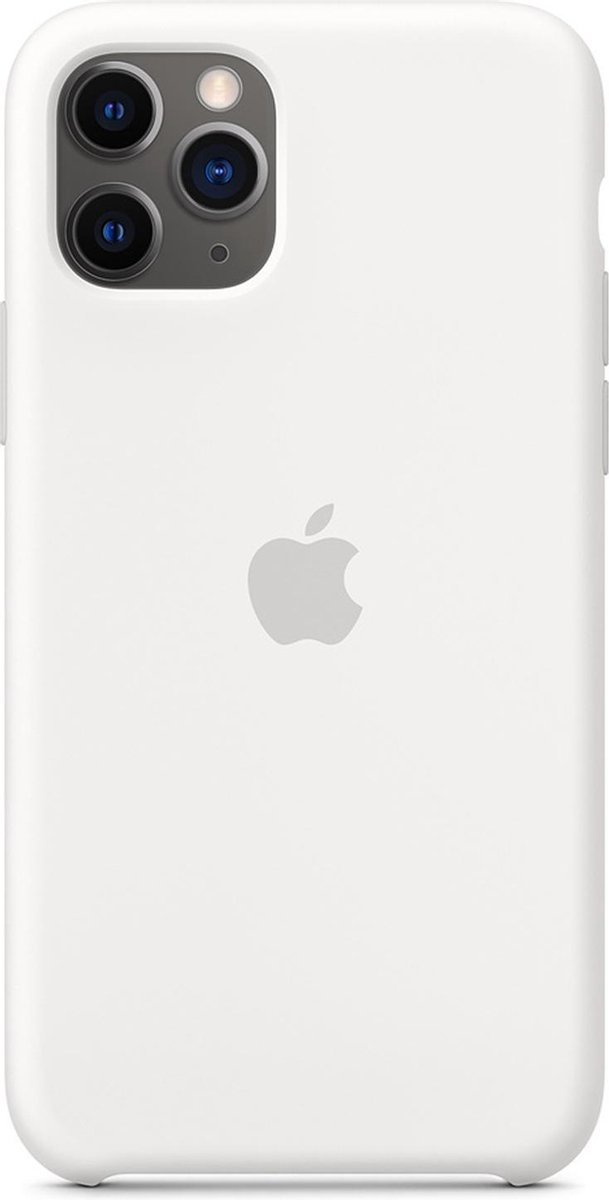Apple iPhone 11 Pro Silicone Case White MWYL2ZM/A