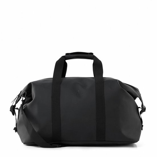 Rains Weekend Bag Reistas 46 Liter Unisex - One Size - Black
