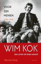 Boek cover Wim Kok 1: Voor zijn mensen 1938-1994 van Marnix Krop (Hardcover)