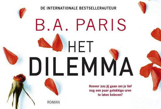 Het dilemma - B.A. Paris |