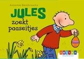 Jules kartonboekje 22 -   Jules zoekt paaseitjes