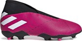 Adidas Nemeziz 19.3 LL FG Voetbalschoenen - Grasveld  - roze - 34