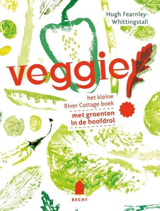 Boek cover Veggie! van Hugh Fearnley-Whittingstall (Hardcover)