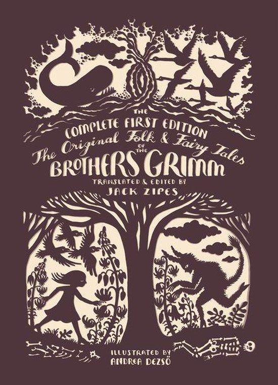 Boek cover The Original Folk and Fairy Tales of the Brothers Grimm van Jacob Grimm (Onbekend)