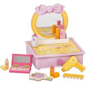 Mentari Houten Make Up Set