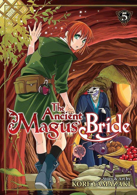 bol.com | The Ancient Magus' Bride Vol. 5 (ebook), Kore Yamazaki |  9781642752366 | Boeken
