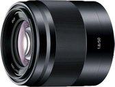 Sony SEL 50mm f/1.8 - Zwart