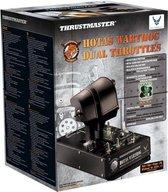 Thrustmaster HOTAS Warthog Dual Throttles Vluchtsimulator PC Zwart