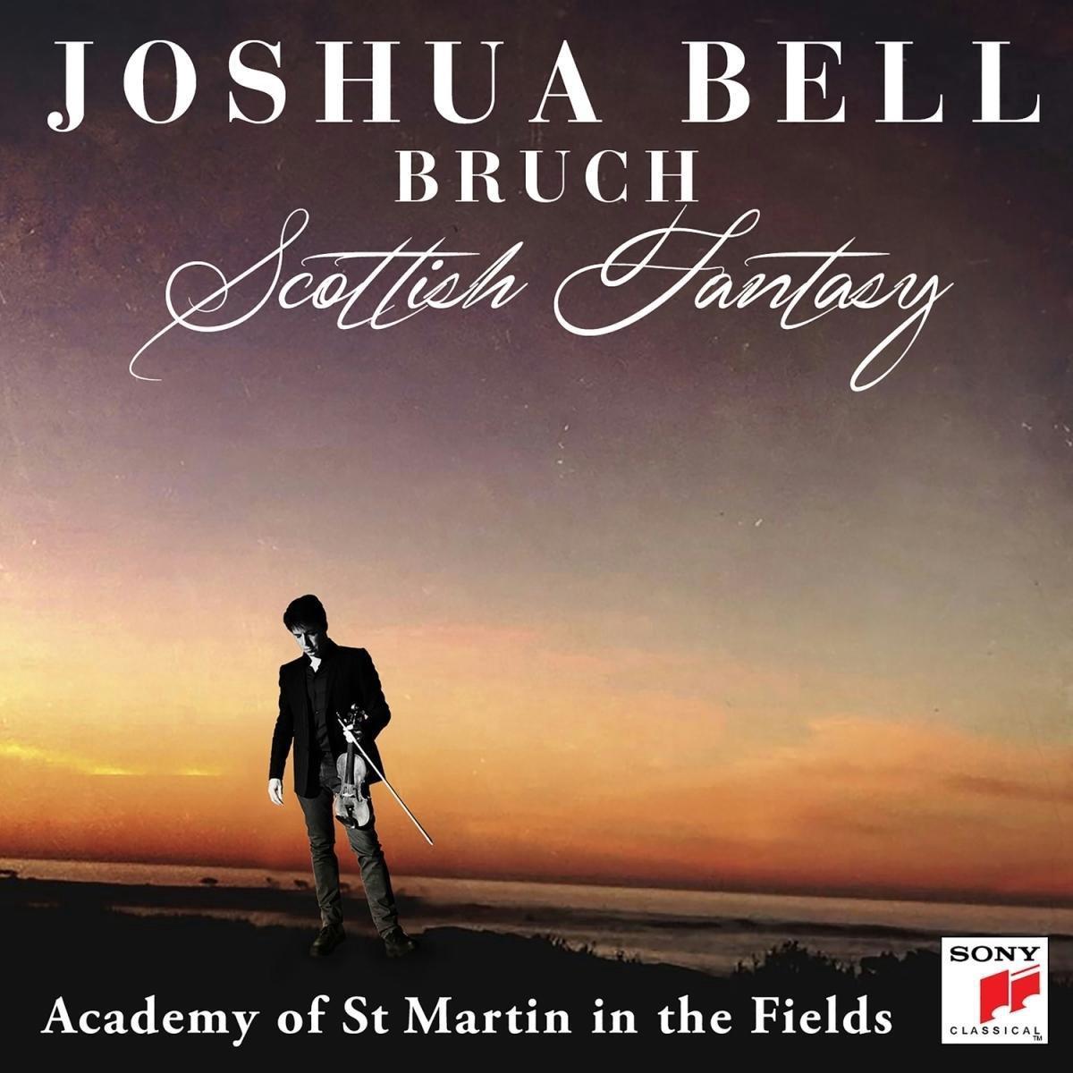 Bruch: Scottish Fantasy, Op. 46 / Violin Concerto No. 1 in G Minor, Op. 26 - M. Bruch