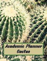 Academic Planner Cactus