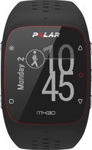 Polar M430 - GPS Sporthorloge - Zwart - Maat L