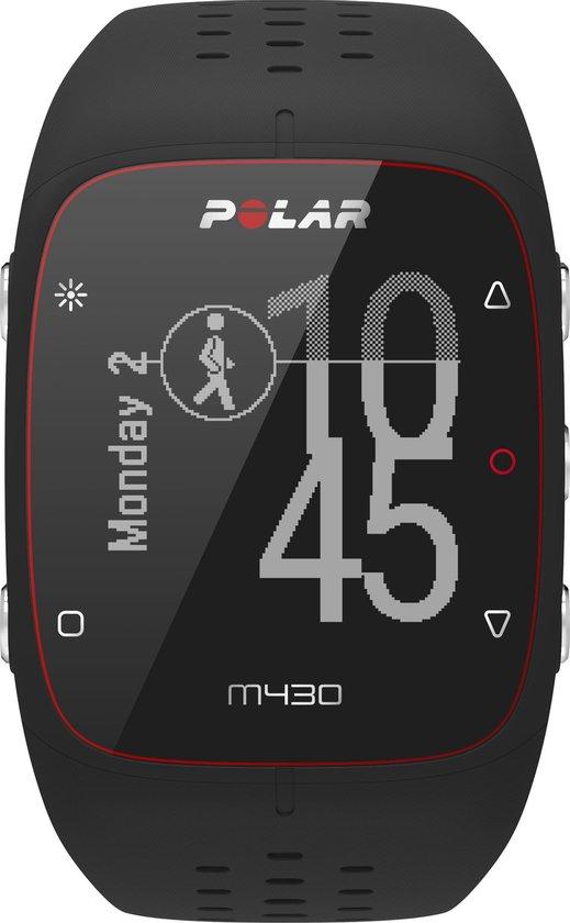 Polar M430 GPS sporthorloge