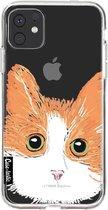 Apple iPhone 11 hoesje Little Cat Casetastic Smartphone Hoesje softcover case
