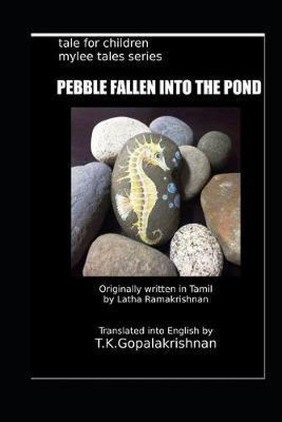 Pebble Fallen Into the Pond