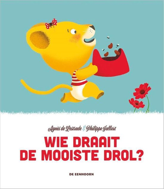 Boek cover Wie draait de mooiste drol? van Agnès de Lestrade (Hardcover)