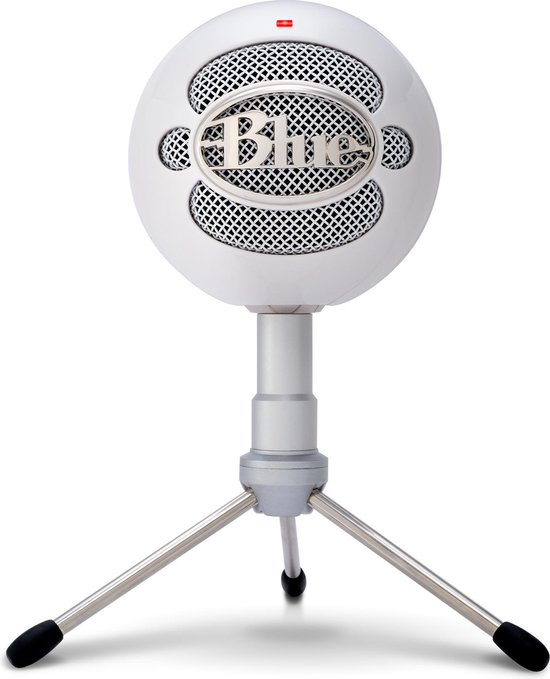 Blue Microphones Snowball iCE Streaming Microfoon - White