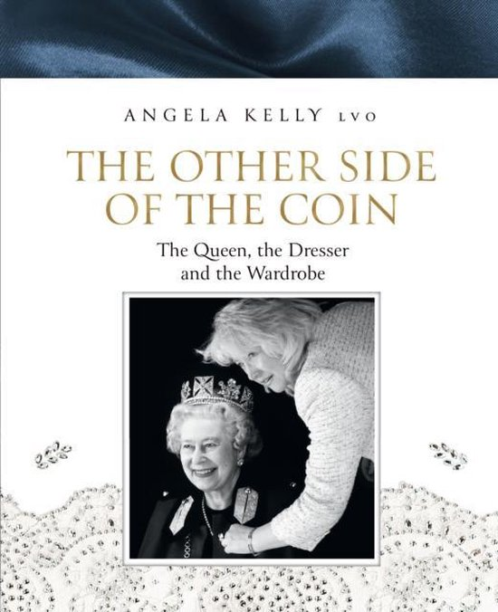 Boek cover The Other Side of the Coin van Angela Kelly (Hardcover)