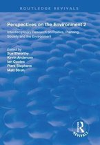 Perspectives on the Environment (Volume 2)