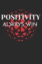 Positivity Always Win
