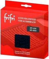 Frifri filter actieve koolstoffilter friteusefilter friteuse - 2 stuks -