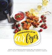 Afbeelding van Heteluchtfriteuse kookboek 2 - Wereld smaken uit de airfryer