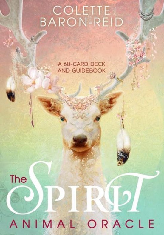 Boek cover The Spirit Animal Oracle van Colette Baron-Reid (Paperback)