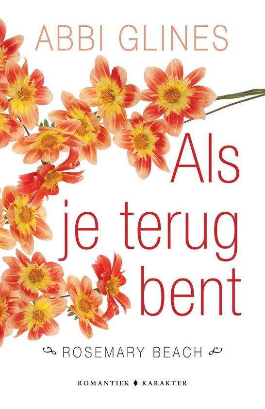 Boek cover Als je terug bent van Abbi Glines (Onbekend)