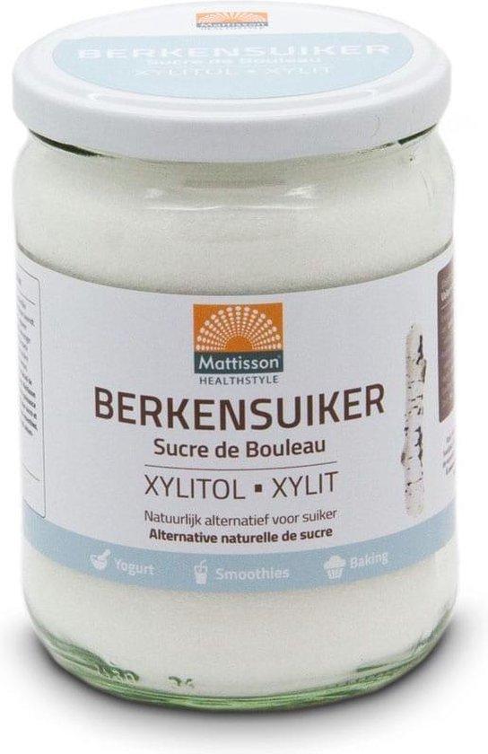 Mattisson Berkensuiker xylitol