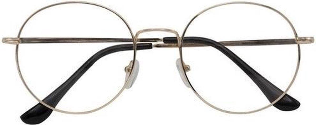 Croon Leesbril Ringo Dames Goud Sterkte +2.00 kopen