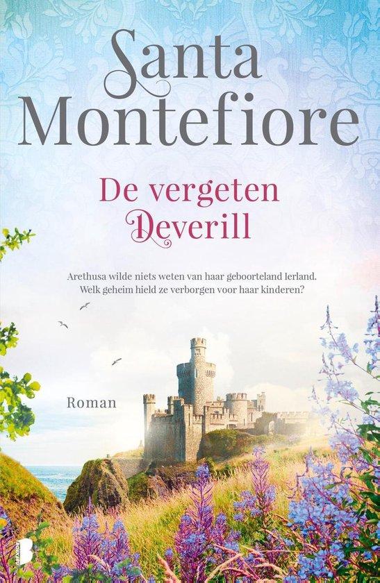 Boek cover De vergeten Deverill van Santa Montefiore (Onbekend)