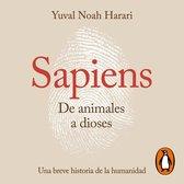 Omslag Sapiens. De animales a dioses (Latino)