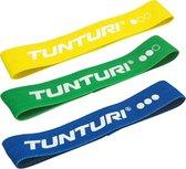 Tunturi Weerstandsbandset textiel - resistance bands - 3 weerstanden