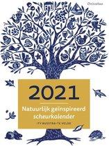 Natuurlijk geïnspireerd scheurkalender 2021