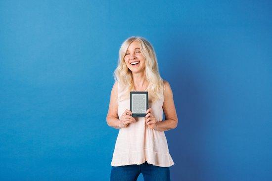 Kobo Nia - E-reader - Display van 6 inch - 8 GB - Wifi - Zwart - Kobo