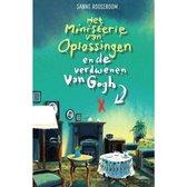 Boek cover Boek Het Ministerie van Oplossingen en de Verdwenen Van Gogh van Sanne Rooseboom (Hardcover)