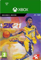 NBA 2K21: Mamba Forever Edition - Xbox Series X & Xbox One download