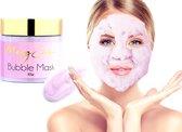 Bubble Mask | Vulkanische modder Bubbel gezichtsmasker | Schuimend masker | Gezichtsverzorging | Hyaluronzuur | Siliconenvrij | Biologisch