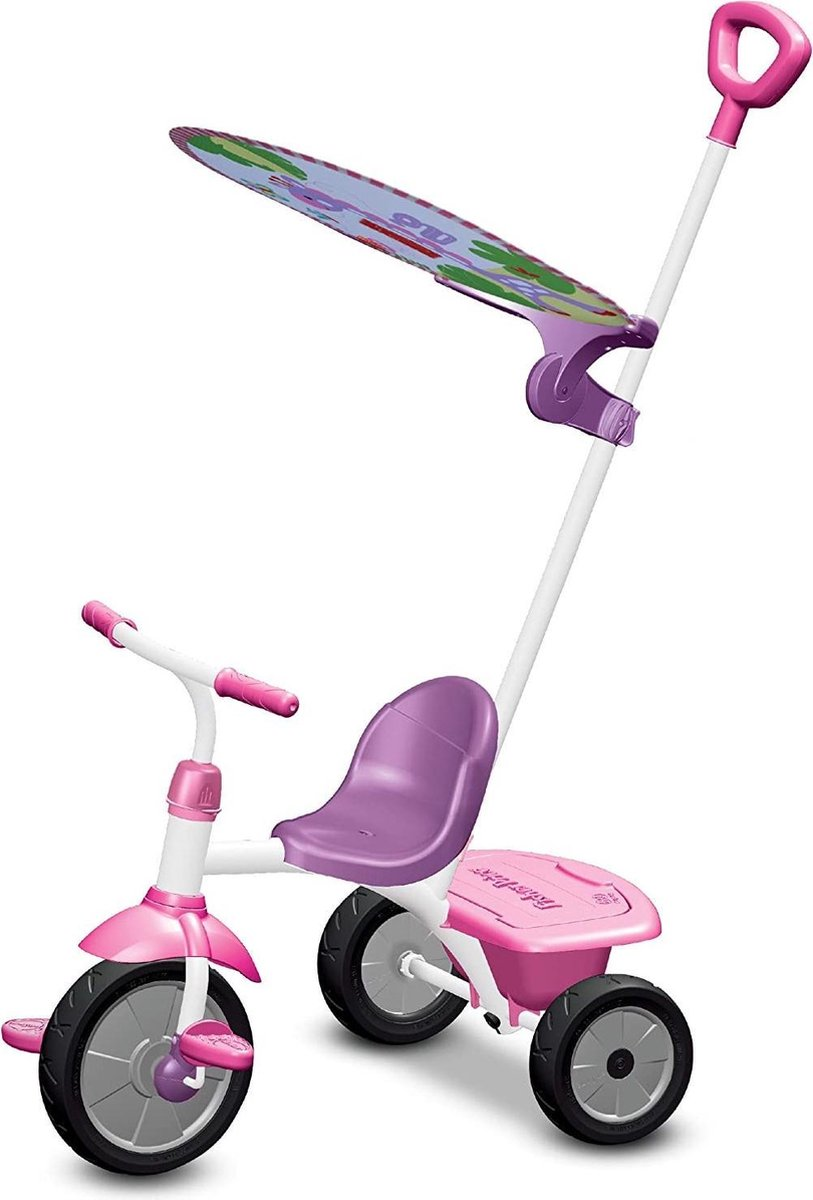 Fisher-price Driewieler Glee Plus - Driewieler - Vrouwen - Wit;Paars