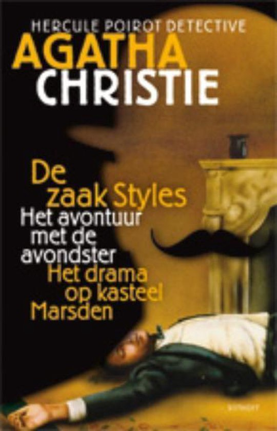 Cover van het boek 'Het avontuur met de avondster & Het drama op kasteel Marsdon'