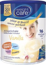 Weight Care Milkshake Drinkmaaltijd - Vanille - 436 gram - 16 maaltijden