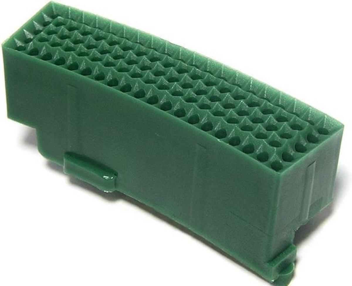 Granboard Reserveonderdeel Double Green 1-3s Groen 2 Stuks
