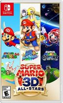 Nintendo Super Mario 3D All-Stars Nintendo Switch Basis Duits, Engels, Spaans, Frans, Italiaans
