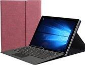 Let op type!! Laptop tas Case Sleeve notebook werkmap draagtas voor Microsoft Surface Pro 3 12 inch (rood)