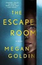 Boek cover The Escape Room van Megan Goldin