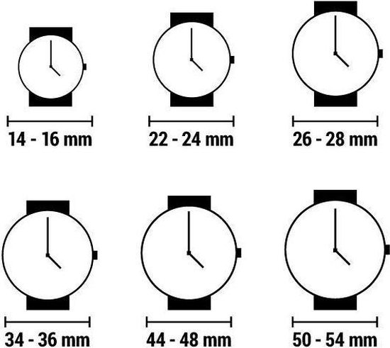 Horloge Dames Chronotech CT7681L-01 (43 mm)